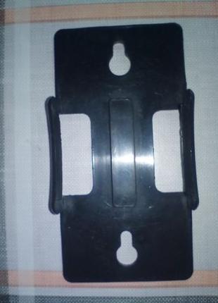 Настенное крепление для телефона-трубки