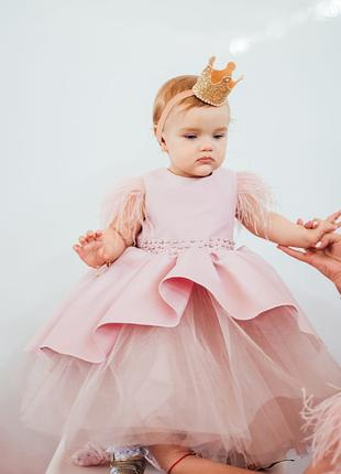 Платье Мама&Дочка