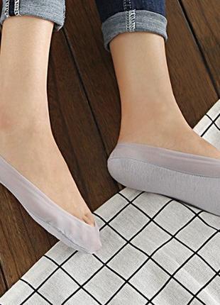 Подследники, носки 3 пары в упаковке