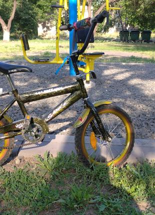 """Велосипед детский """"16"""" BMX"""