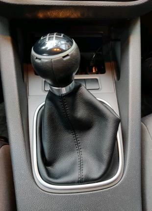 Чехол кпп Фольксваген Гольф 4 5 5+ 6 (Volkswagen Golf 4 5 6)