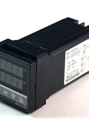 Терморегулятор ПИД контроллер REX-C100 SSR RELAY