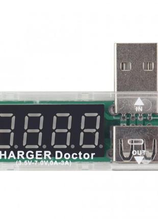 USB Charger Doctor (Вольтметр, Амперметр, тестер)