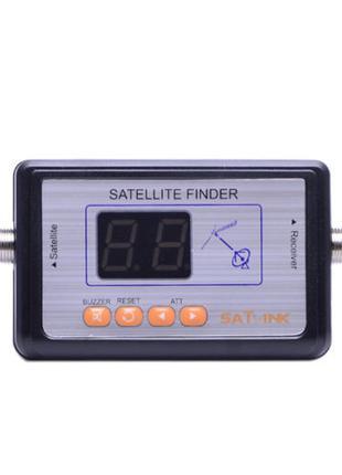 Цифровой прибор для настройки спутниковых антенн