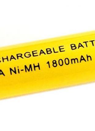 Аккумулятор AАА 1,2В 1800мач Ni-MH