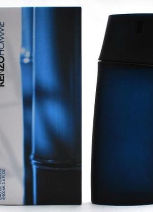 Kenzo homme мужская туалетная вода ,50мл,оригинал