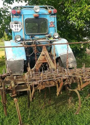 Культіватор тракторний