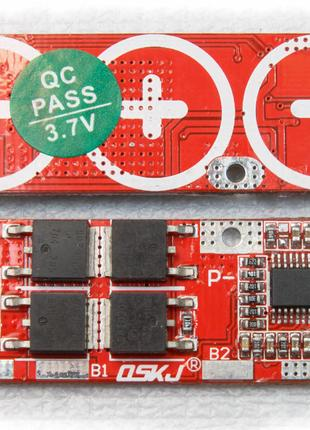 Контроллер заряда/разряда Li-Ion аккумуляторов BMS 3-5S