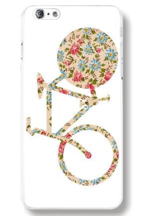 Чехол на айфон 6 6s с великом
