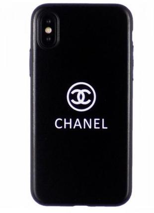 Чехол на айфон 6plus 6s+ 7 8 7plus 8+ iphone с надписью chanel...