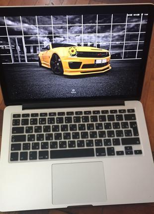 Apple MacBook Pro Retina 13 Mid 2014 I5 2.6GHz 8Gb 256SSD