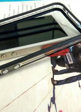 Чехол на айфон  4 4s бампер силикон пластик снижение цен