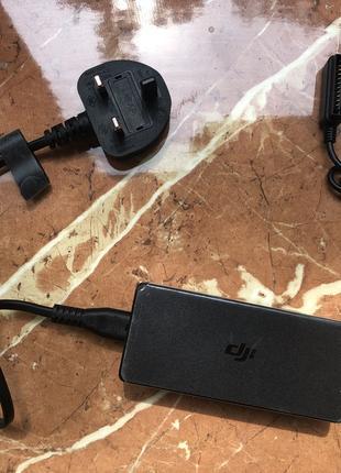DJI Mavic Pro зарядное устройство дрон коптер адаптер