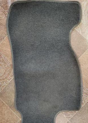 Коврики салона текстильные Opel Astra G