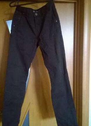 Штаны брюки черные весенние для мальчика