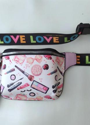 Женская сумка, сумка на пояс