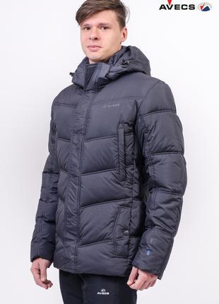 Куртка мужская зимняя Avecs AV-970C Размеры 46 52 54