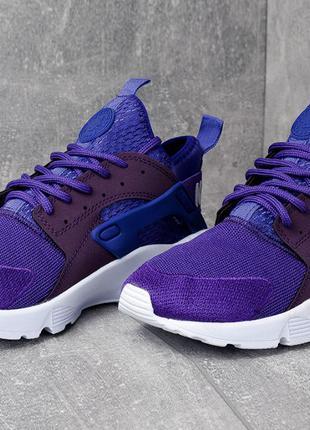 Kроссовки Nike Air Huarache Ultra : р. 38-й : Фиолетовые Найк ...