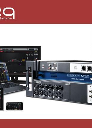Soundcraft Ui12, Ui16, Ui24R | dj-eq.com