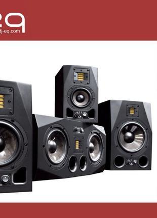 Adam Audio A3X, A5X, A7X, A8X, A77X, Sub7, Sub8, Sub10 MK2 | d...
