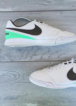 Nike tiempo детские футбольные кроссовки сороконожки футзалки ...