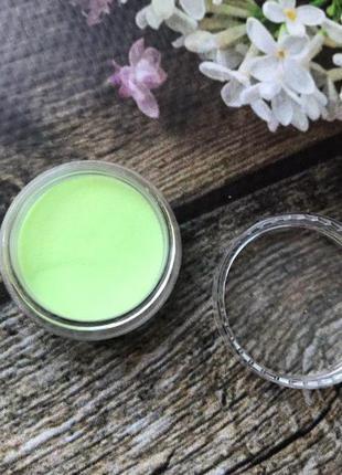 Акриловая пудра цветная для дизайна ногтей №17