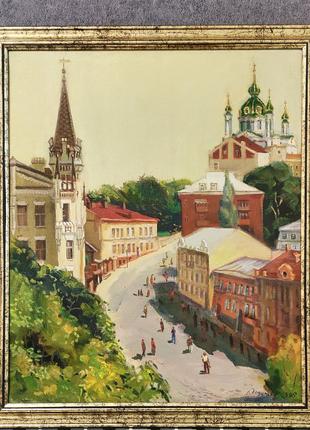 Лариса Годунова картина маслом