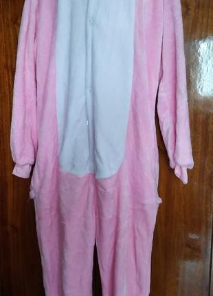 Женская пижама-комбинезон, кигуруми.