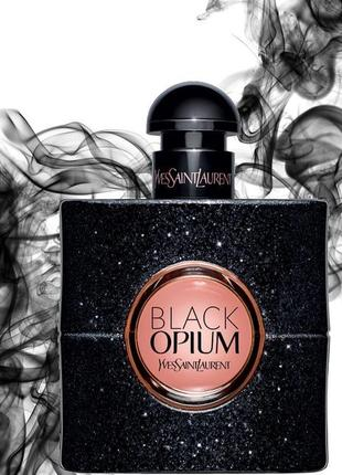 Yves saint laurent _black opium_original_eau de parfum_парфюм....