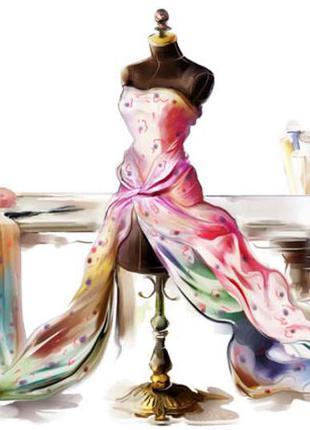 Индивидуальный пошив одежды на заказ.