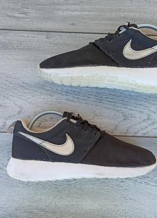 Nike roshe run женские кроссовки сетка оригинал