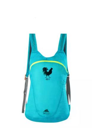 Ультралегкий прочный туристический водонепроницаемый рюкзак 3F