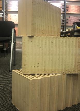 Поризованый керамический блок