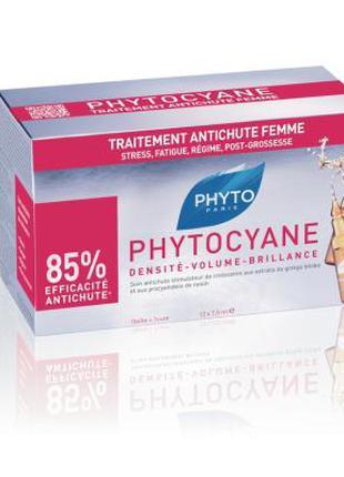 Средство для волос Phyto Phytocyane против выпадения