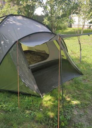 Палатка Coleman 4-местная