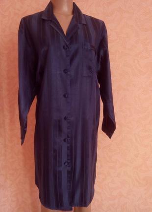 Платье рубашка для дома пижама халат
