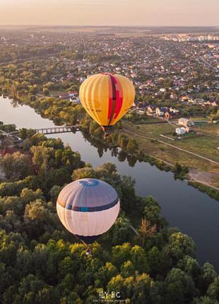 Фестиваль воздушных шаров 21-24 августа Александрийская Феерия