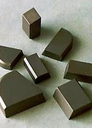 Продам пластины твердосплавные для ямобуров
