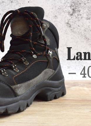 Ботинки Landrover осенние/трекинговые 40