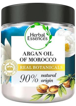 """Маска для волос """"марокканское аргановое масло"""" herbal essences..."""