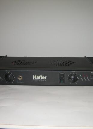 Підсилювач Hafler P1000 TransAna (amplifier, усилитель)