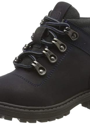 Кожаные демисезонные ботинки gioseppo.
