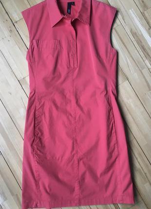 Платье с открытой спиной от «edun»
