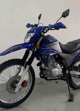 Новая модель мотоцикла эндуро Fire-250!