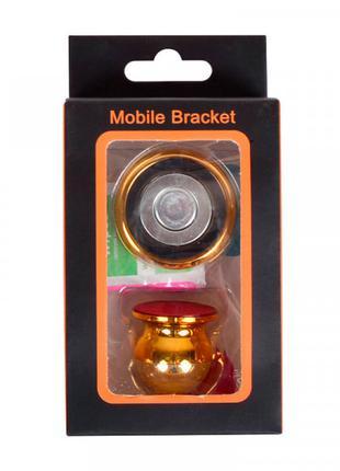 Автомобильный магнитный держатель для телефона Mobile Bracket