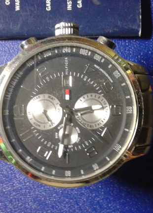 Часы мужские Tommy hilfiger