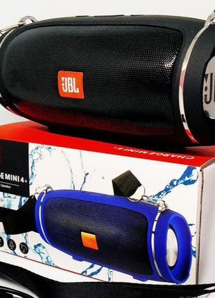 Bluetooth колонка JBL charge mini 4+ с ремешком