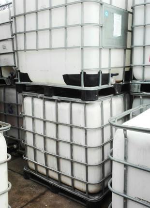 Еврокуб для ДТ, воды на 1000л