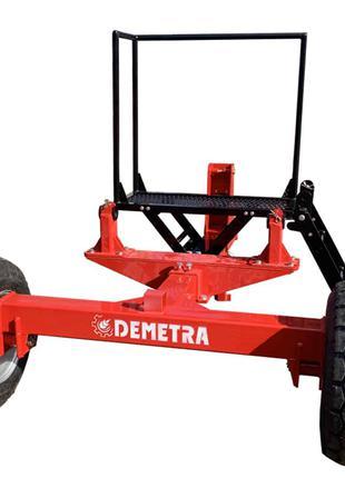 Тележка транспортная для разбрасывателей минеральных удобрений