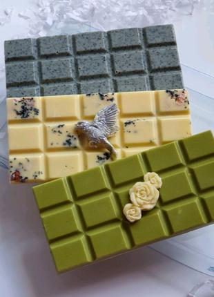 Плиточки шоколада